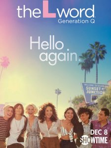 The L Word Generation Q (Seriencover)