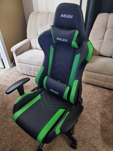 Gaming Chair Leather vs Fabric
