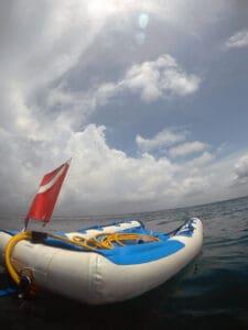 SNUBA SXM Raft