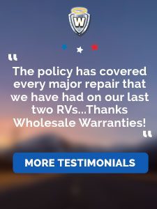 Best RV Warranty Reviews