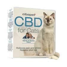 Cibapet CBD Capsules for Cats