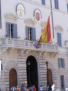 Its easy to get your NIE Number from the Spanish Embassy in Albania