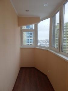 Балконы, окна и лоджии