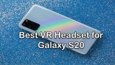 VR Headset for Galaxy S20