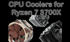 CPU Coolers for Ryzen 7 3700X