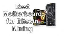 Motherboard for Bitcoin Mining