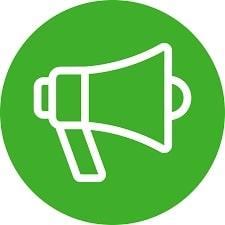 Sustainable Business Model, Marketing Eco Friendly Icon