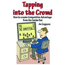Must Buy Book: Tapping into the Crowd by An Coppens