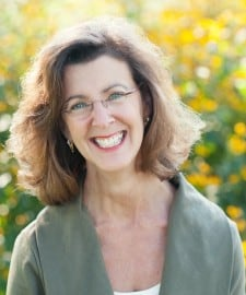 Picture of nancy Clairmont carr , author of article on personal freedom