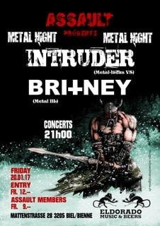 intruder britney