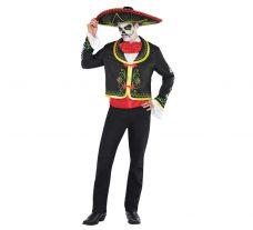 maquillaje-catrin-hombre-catrina-Maquillaje-billy-walshone-mgmtno-sag- calavera mexicana hombre
