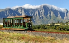 Wine Tram – Stellenbosch and Franschhoek (The Route, Farms and Vineyards)