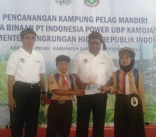 Pencanangan Kampung Pelag oleh Menteri LH