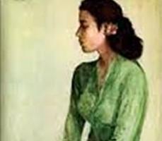 Foto.4. Rini, Ir  Soekarno  (1 958),  (Sumber: Bagian Pengelolaan  Seni Budaya dan Tata Graha, Sekretariat Presiden)