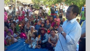 Menteri Desa, Pembangunan Desa Tertinggal, dan Transmigrasi Marwan Jafar