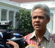 Gubernur Jateng Ganjar Iyas