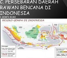 Peta Bencana