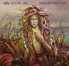 MODERN PRIMITIVE / PASSION AND WARFARE 25TH ANNIVERSARY EDITION/STEVE VAI