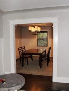 Denver Whole House Remodel dining room