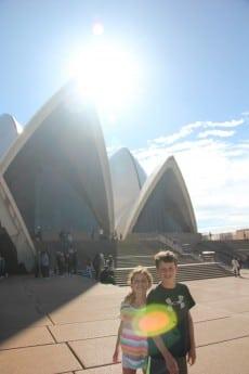 australia kids opera house