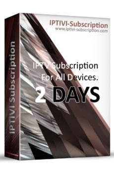 IPTV Subscription - IPTIVI Subscription - 48 Hours - IPTV PACK