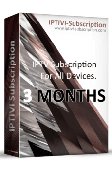 IPTV Subscription Provider - IPTIVI Subscription - 12 Months - IPTV PACK