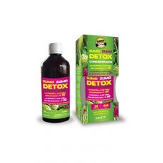 Zumo Detox Concentrado - Novity - 500 ml