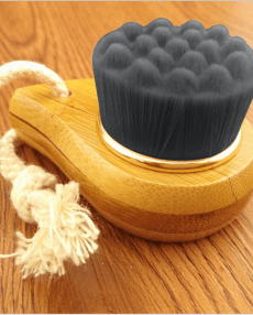 Charcoal Facial Brush