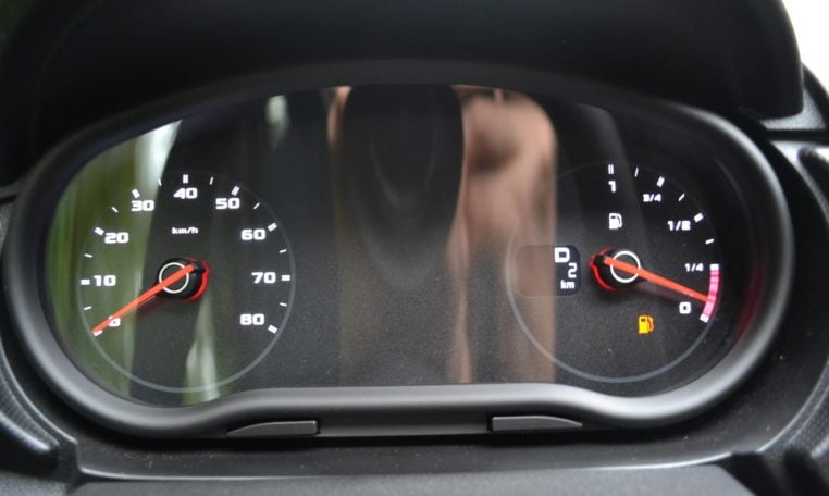 dashboard 45km auto