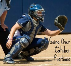 fastpitch softball catcher