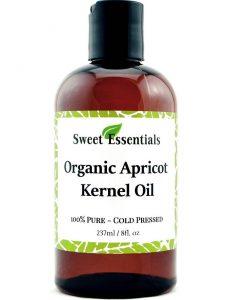 Sweet Essentials Apricot Kernel Oil