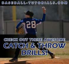 CATCH AND THROW DRILLS