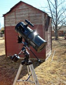 Celestron 127EQ telescope