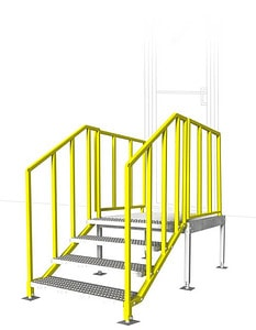 Entryway Stairs