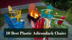 10 Best Plastic Adirondack Chairs in 2019