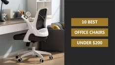 10 Best Office Chairs Under $200 in 2020