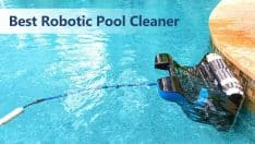 10 Best Robotic Pool Cleaners in 2020