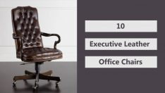 10 Executive Leather Office Chair You'll Love in 2020