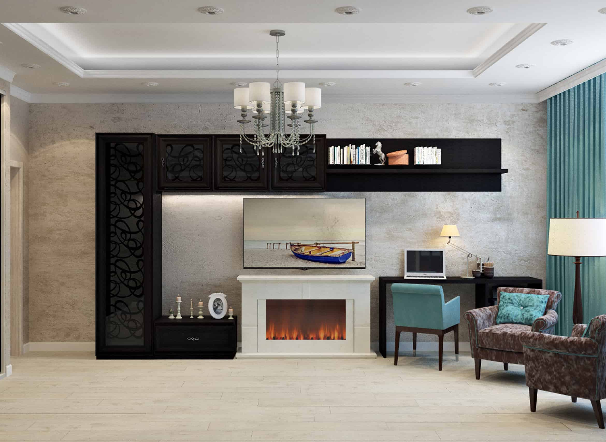 Best-Freestanding-Electric-Fake-Fireplace-Heaters-2020-cozy-minds