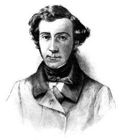 picture: alexis de tocqueville - believed to be in the public domain