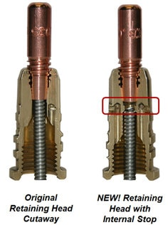 Image of internal stop on Quik Tip Diffuser