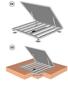 4 células de carga modelo PVM_A