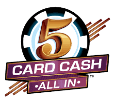 New Jersey 5 Card Cash