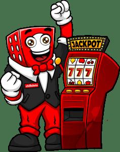 Character Chillslots - slot machine