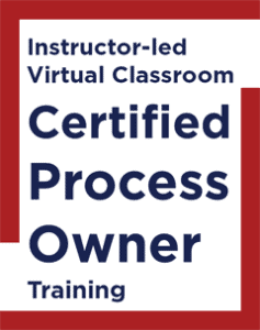 Certified Process Owner