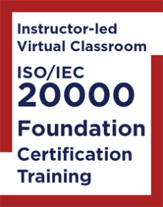 ISO-IEC 20000 Foundation