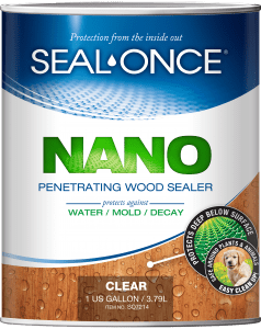 NANO Penetrating Wood Sealer Product Photo