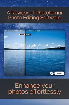 Photolemur photo enhancement software review