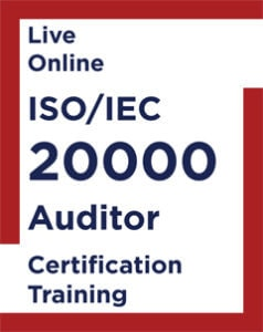 Live Online ISO IEC 20000 Auditor Certification Training