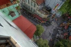 Centre ville de Hanoi
